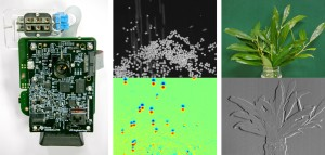 Snapshot Difference Imaging using Correlation Time-of-Flight Sensors
