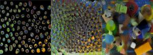 4D Imaging through Spray-On Optics
