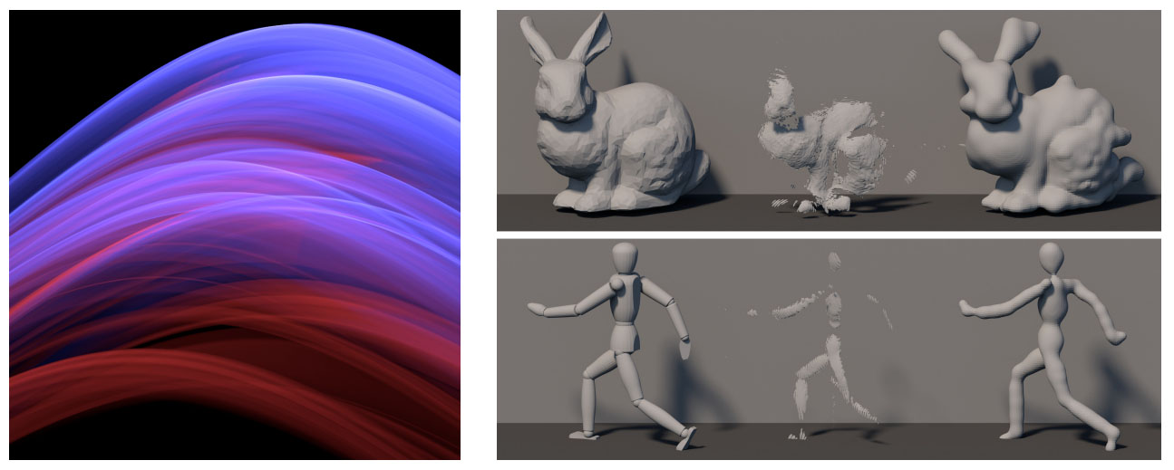 Non-Line-of-Sight Reconstruction using Efficient Transient Rendering