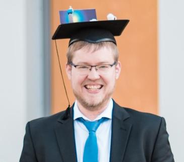 Congratulations, Dr. Jonathan Klein! (PhD Defense)